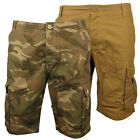 New Mens Boys Next Cargo Combat Short Sports Beach Casual Shorts Chino Style
