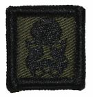 Stormtrooper - 1x1 Military/Morale Funny Hat Patch with Hook Fastener