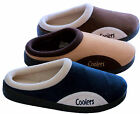 Mens Slippers Clog Mule Slipper Shoe Slip on Shoes by Coolers Sizes 7,8,9,10,11
