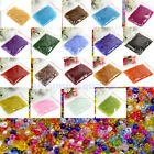 1500Pcs/15g 2mm Czech Glass Seeds Spacer Beads DIY Jewelry Making Pick 19 Colors