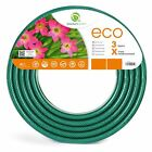 15 , 20 , 30 , 50 m REINFORCED GARDEN HOSE PIPE TUBE WATERING PLANT GRASS