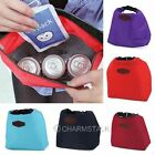 Storage Bag Picnic Portable Thermal Insulated Universal Cooler Lunch Carry Pouch