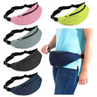 Unisex Colorful Bum Waist Money Bag Travel Sport Wallet Pack Belt Zip Pouch