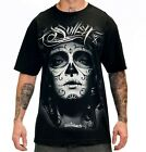 AUTHENTIC SULLEN CLOTHING MY LOVE GIRL INK TATTOO PUNK GOTH BLACK T SHIRT S-5XL