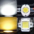 High Power Pro-Light 10W watt White, Warm White,LED LIGHT LAMP 900-1000lm 9-12V