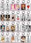 Ashley Benson High Quality Acrylic Keychain - Many Designs To Choose From