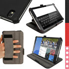 """PU Leather Case Cover for Samsung Galaxy Tab Pro 8.4"""" SM-T320 T325 + Screen Prot"""