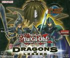 Yu-gi-oh Dragons Of Legend Secret Rare Take Your Pick Near Mint Factory Worn New