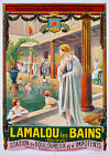 Vintage French ad print poster, large 4 sizes available-France 217