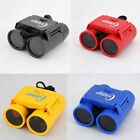 2.5X26 Plastic Field Glasses Child Toy Pocket Telescope Binocle Binoculars Gift