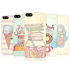 HEAD CASE DESIGNS KIND OF SUMMER HARD BACK CASE COVER FOR APPLE iPHONE 5 5S