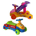 FoxHunter Baby Toddler Walker Activity Ride On Car Toy With Light Music Gift New