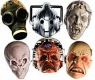 Doctor Who Monster Masks Cyberman Smiler Davros Empty Child Fun Party Face Mask