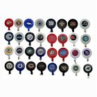 NFL Football Badge Reel Sports Retractable Security ID Holders Lanyard Retractor $4.33 USD on eBay