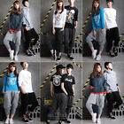 New Men Women Casual Hip-hop Harem Baggy Trousers Dance Pants Couple Sweatpants