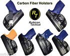 Carbon Fiber Holster, IWB, Concealed Carry, Custom Made, Ships Fast!!!