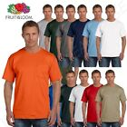Fruit of the Loom Men's 5 oz 100% Cotton Pocket S-3XL T Shirt M-3931P image