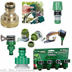 Tap Connector Hosepipe Accessories Hose Nozzle Sprayer Garden Hozelock Compatble
