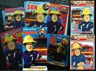 FIREMAN SAM ~ OFFICIAL ~ Birthday Card ~ SELECTION OF TITLES and DESIGNS ~ L@@K