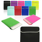 Smart Snug NEOPRENE Sleeve Pouch Case Cover Skin with CLOTH for Apple MacBook