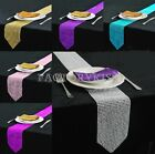 Simple Style Table Runner Rhinestone Table Cloth Wedding Party Banquet Decor FOZ