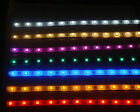 LED Strip Light Kits - PP3 Clip/Optional Switch Scalextric Scenery/Trackside**