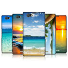 HEAD CASE DESIGNS BEAUTIFUL BEACHES CASE COVER FOR SONY XPERIA Z1 COMPACT D5503