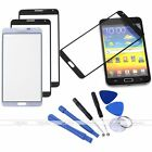 Replacement  Front Outer Screen Glass Lens Tools for Samsung Galaxy Note 3 N9000