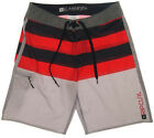 "NEW MIRAGE CREW SWITCH 21"" Men's RIP CURL Boardshorts size 32/34 red CBO5MB"
