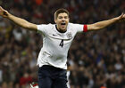 STEVE GERRARD 01 (ENGLAND v POLAND 2014 FOOTBALL) PHOTO PRINT