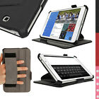 """PU Leather Stand Folio Case for Samsung Galaxy Tab 4 7"""" SM T230 T235 Flip Cover"""
