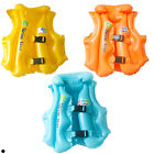 3 Color Baby Float Swimming Aid Life Jacket Inflatable Swim Beach Vest 1-8 Years