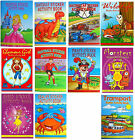Activity Colour Sticker Book 30 Page A6 Birthday Party Loot Bag Stocking Filler