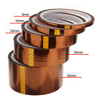 5/10/20/30/50mm/200mm 100ft High Temperature Resistant Kapton Polyimide Tape BGA
