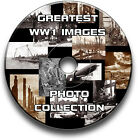19,000+ WW1 WORLD WAR 1 PHOTO IMAGES & MAPS PICTURE COLLECTION CD DVD DISC