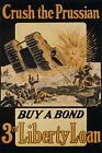 Vintage American Military art ad print poster, large 4 sizes available