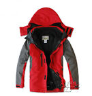 Brand New Men Waterproof Skiing Jacket High Qaulity Climbing Clothes Two-piece