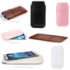 new premium card slot PU leather  case cover pouch for SAMSUNG GALAXY S5/ S4