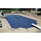 Arctic Armor 20 Yr Ultra Light Solid In Ground Pool Safety Cover 16 x 32 Step