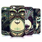 HEAD CASE AZTEC ANIMAL FACES SERIES 3 TPU GEL BACK CASE FOR APPLE iPHONE 5S