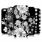 HEAD CASE BNW FLORAL TPU GEL BACK CASE COVER FOR APPLE iPHONE 5