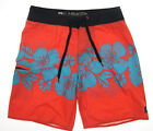 """Rip Curl CBO6MH Mirage TROPIC PUNCH 20"""" 4 Way Stretch Boardshorts sz 31/33"""