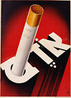 Vintage Cigarette advertisement print poster, large 4 sizes available