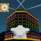 4W/5W/12W/15W Outdoor Star LED Wall Light Fixture Hotel Exterior Building Lamp