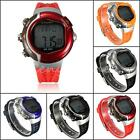 Fitness 5 Modes Sports Exercise Watch w/ Pulse Heart Rate Monitor Pedomete Watch