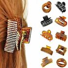 Best Quality Crystal Stone hair Clamps , Hair Claws for Girls or women
