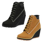 LADIES WRAP AROUND WOMENS BUCKLED MID HEELS AUTUMN BOOTS SHOES SIZE 3-8