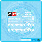 Cervelo - R3 SL - Bicycle Decals Transfers Stickers