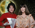 ROBIN WILLIAMS AND PAM DAWBER 13 (MORK AND MINDY) CAST PHOTO PRINT