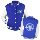 Monsters Inc 2 Varsity Jacket Pink Blue | University Mike Sully | Kids & Adults